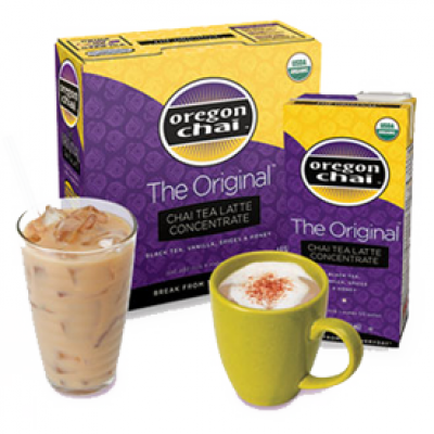 Oregon Chai Tea Steep Adventure Sweepstakes