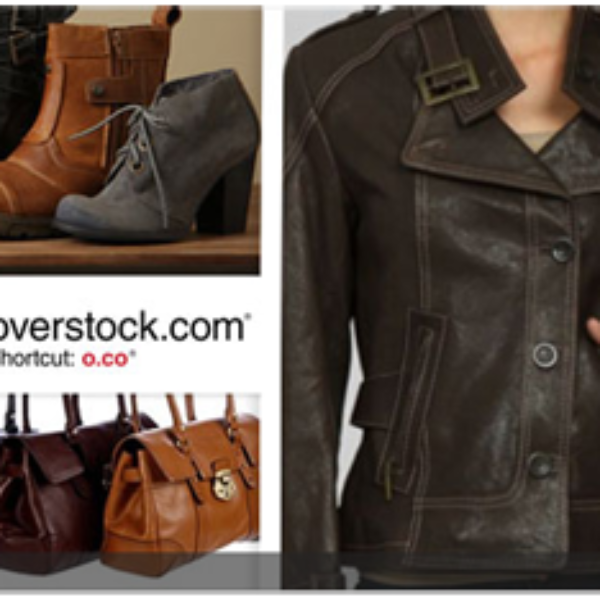 Eversave: $20 for $10 Plus Free Shipping @ Overstock.com