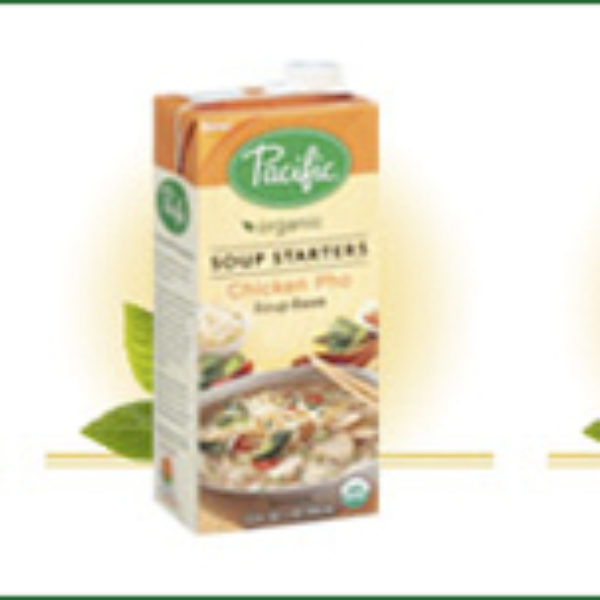 """Save on """"New"""" Pacific Soup Starters"""