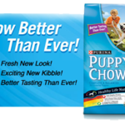 $2 off Purina Puppy Chow