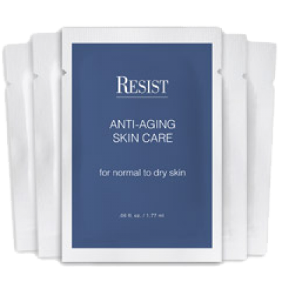 Free Sample of Resist Skin Care