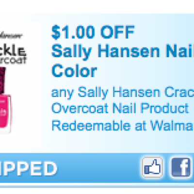 Save on Sally Hansen Nail Polish