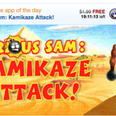 Free Android App: Serious Sam