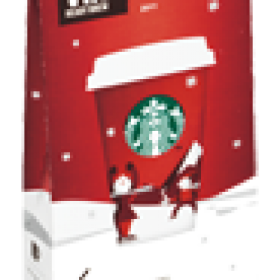 Starbucks Holiday Drink Special