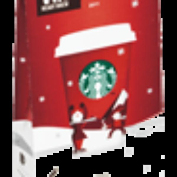 Starbucks Holiday Drink Special