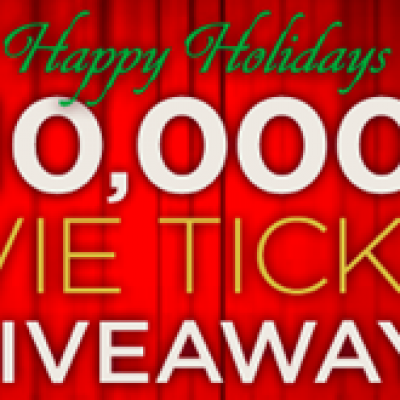 Sun-Maid Holiday Movie Ticket Giveaway