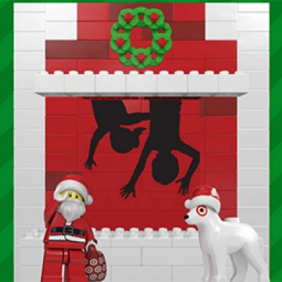 Target: Free Lego Keepsake Photo & Magnet - Dec 2-3 11-5pm