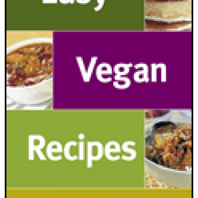 Free Easy Vegan Recipe Booklet
