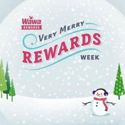 WaWa: Merry Rewards Week
