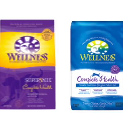 Wellness Dry Cat or Dog Food Coupon