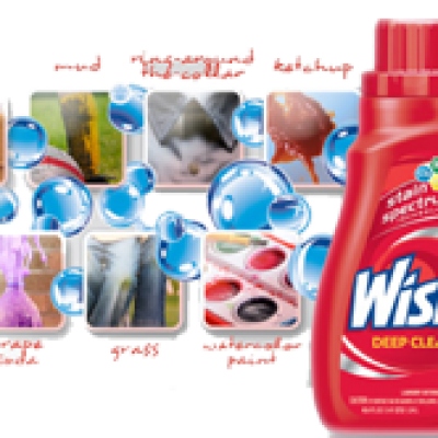 Wish Laundry Detergent Coupon
