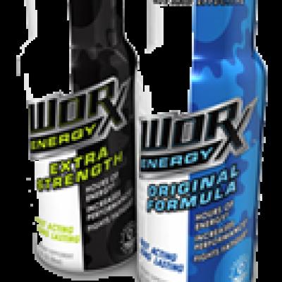 BOGO Worx Energy Drink Coupon