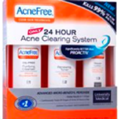Free Sample AcneFree