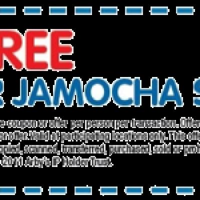 Free Mr. Jamocha Shake at Arby's