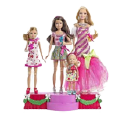 Sale on Barbie Toys - Buy One, Get One 50% at Target.com