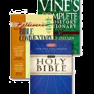 Free Bible Study Software