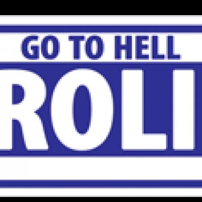 Free 'Go To Hell Carolina' Sticker