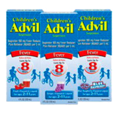 Children's Advil Coupon