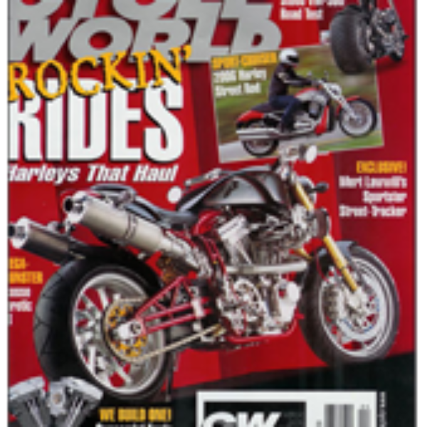 Free Cycle World Subscription