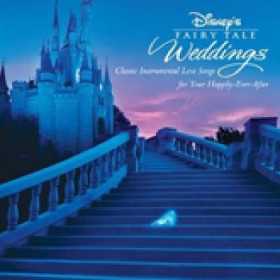 Disney's Fairy Tale Weddings & Honeymoon Brochure