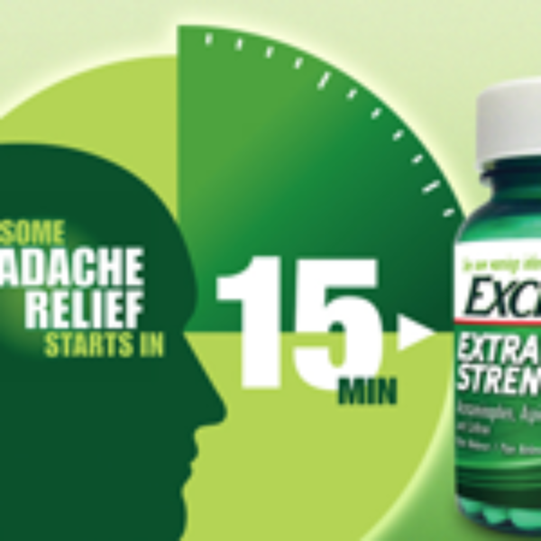 2 High Value Excedrin Coupons