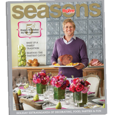 Free HyVee Seasons Magazine