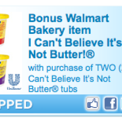 Free Bakery Item at Walmart