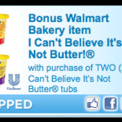 Free Bakery Item at Walmart