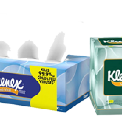 Free Kleenex Cool Touch Tissue Share Package