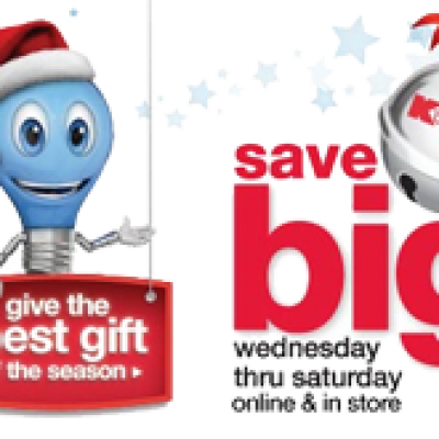 Kmart: Merry Christmas Sale! Extra 5-10% Off Everything!