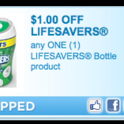 LifeSaver Coupon