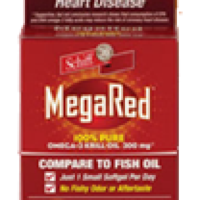 Free Sample of Schiff MegaRed