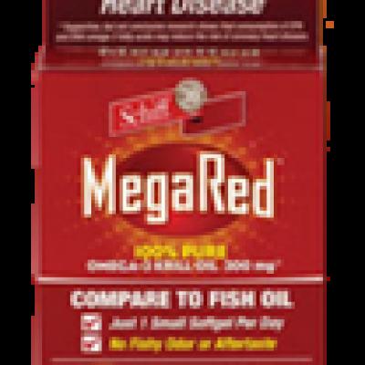 Free Sample of Schiff MegaRed