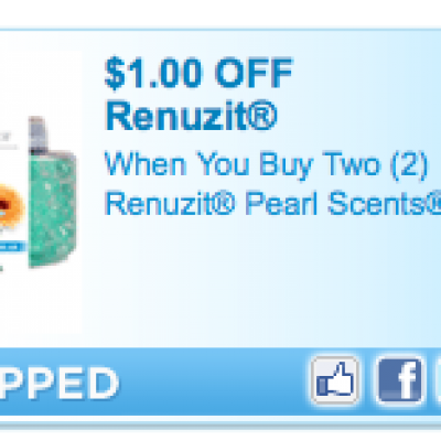 Renuzit Coupon
