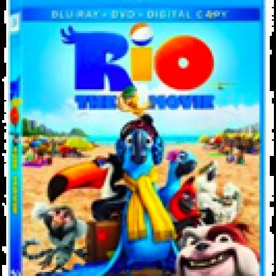Amazon: Rio Blu-ray only $11.99