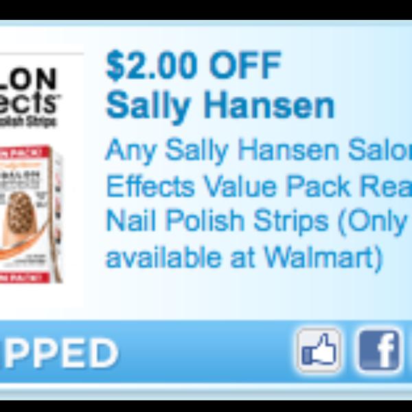 Sally Hansen Coupon