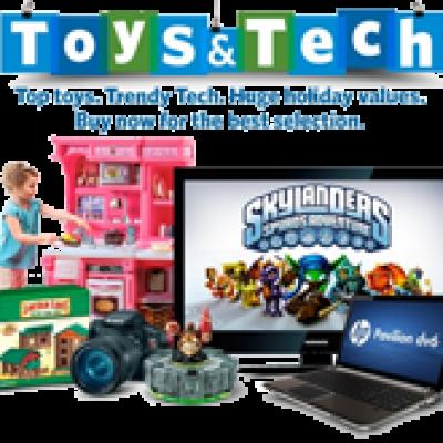 Sams Club: Toys & Tech Huge Sale