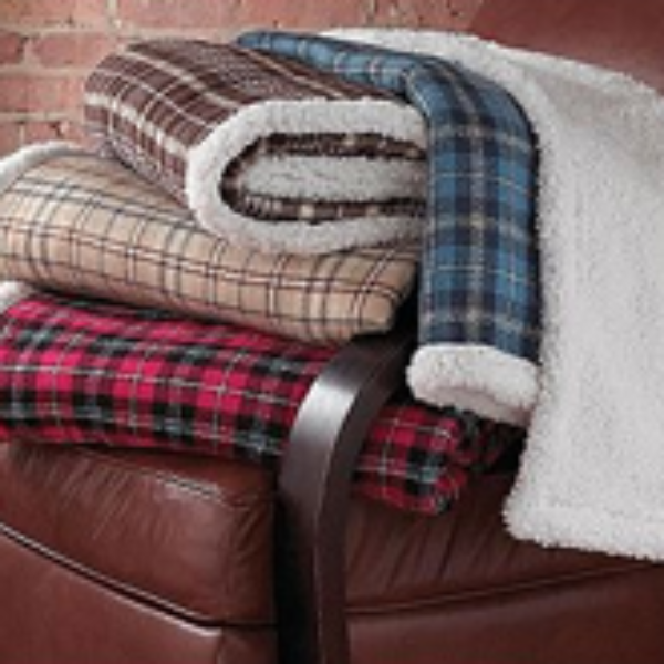 Sears: 50% off Flannel Sheets, Down & Down Alt Comforters