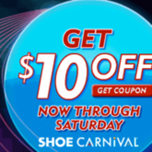Shoe Carnival Holiday Coupon!