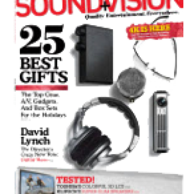 Free Subscription of Sound & Vision