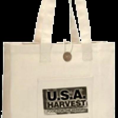 Free USA Harvest Tote Bag