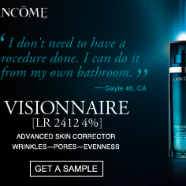 Free Visionnaire Samples