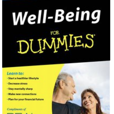 Free Copy Of Well-Being, Retirement or Boomer Life For Dummies
