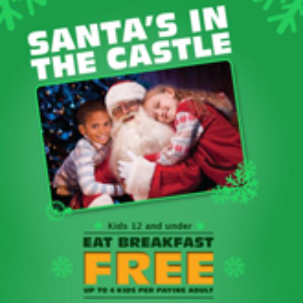 White Castle: Kids Breakfast Free