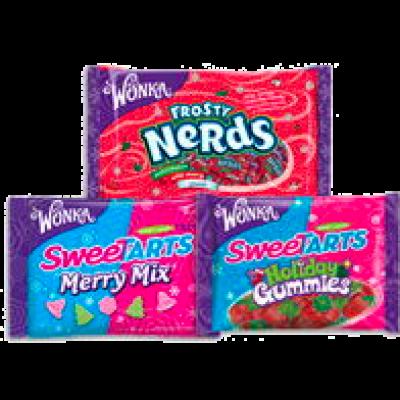 Wonka Holiday Candy Coupon
