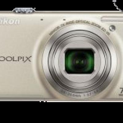 Price Drop: Nikon Coolpix S6100 Silver 16.0 Megapixel Digital Camera