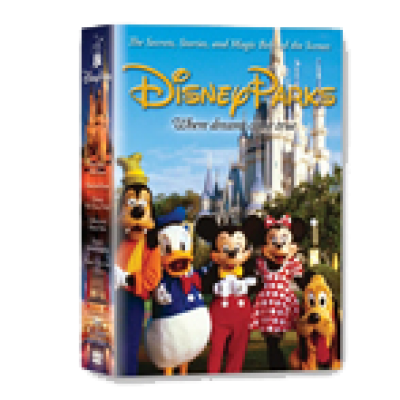 Disney Park Vacation Planning DVD