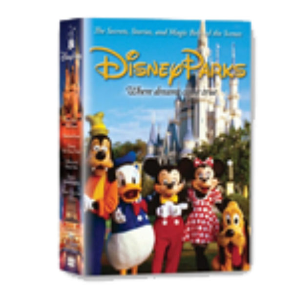 Disney Park Vacation Planning DVD