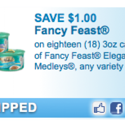 Fancy Feast Coupons