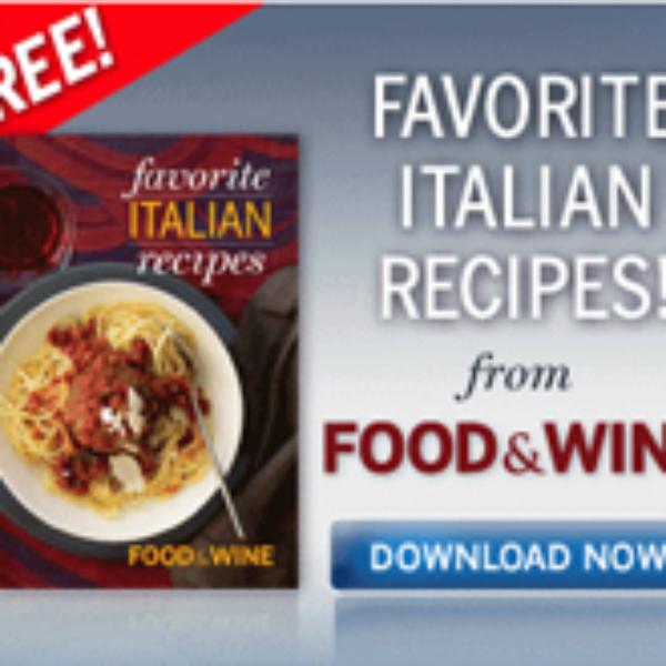 Free Favorite Italian Recipes
